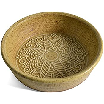 Amazon.com: The Potters, LTD 7-inch Pie Plate Baking Dish