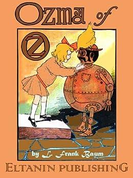 Ozma of Oz [Illustrated] by [Baum, L. Frank]