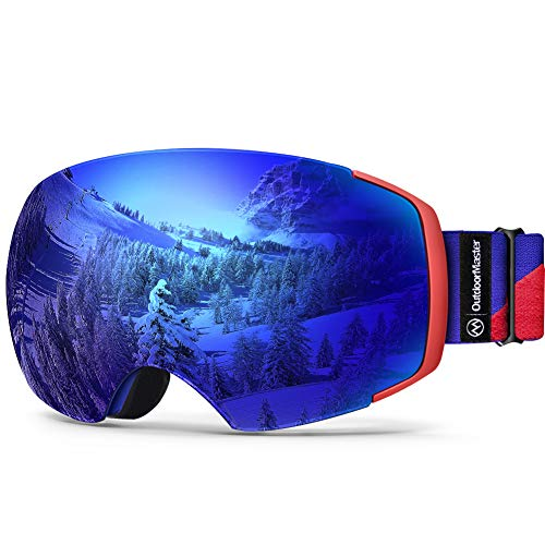 OutdoorMaster Ski Goggles PRO - Frameless