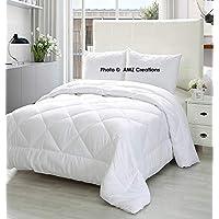 AMZ Ultra Soft Microfibre Reversible Comforter/Quilt/Duvet/Razai/Rajai/Blanket 250 GSM (Set of 1)