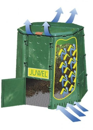 Juwel 20157 - Compostador: Amazon.es: Jardín