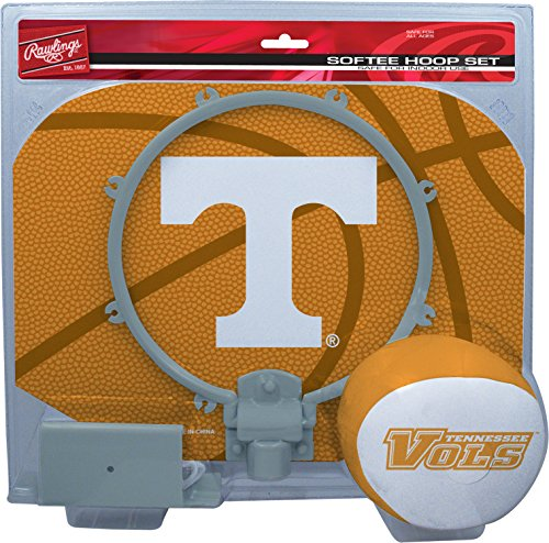 - NCAA Tennessee Volunteers Kids Slam Dunk Hoop Set, Orange, Small