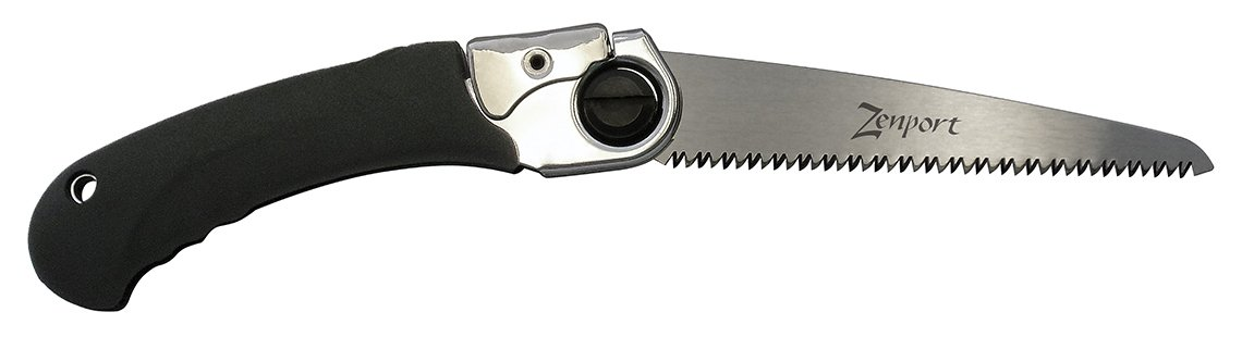 Zenport SF130 Pocket Boy Folding Pruning Saw, 5''