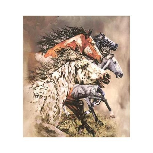 "Discount K2 Find 13 Horses Plush Rachel ""Mink"" Queen Blanket Signature Collection supplier"