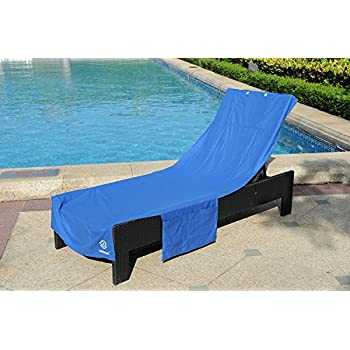 Amazon Com Perfect Beach Or Pool Lounge Chair Towel
