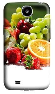 Fruit Set Custom Samsung Galaxy S4 I9500 Case Cover ¨C Polycarbonate