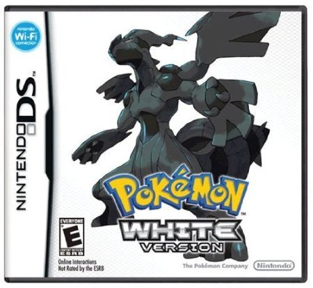 hasta un 65% de descuento Pokemon blanco Version by Samorthatrade Samorthatrade Samorthatrade  para barato