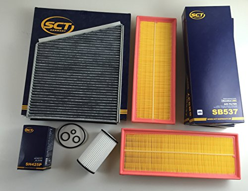 Inspection Set/Oil Filter/Air Filter/Cabin Air Filter: