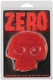 Zero Skull Skate Wax - Red