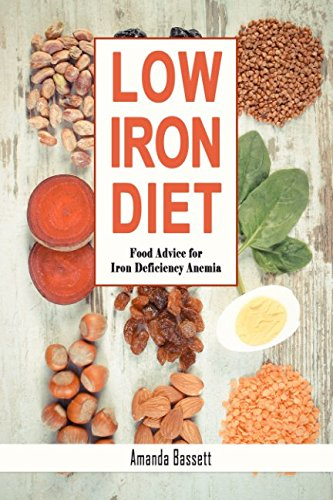 - Low Iron Diet: Food Advice for Iron Deficiency Anemia