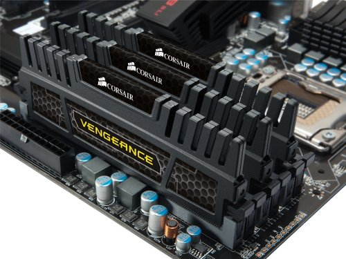 Corsair Vengeance 12GB (3x4GB)  DDR3 1600 MHz (PC3 12800) Desktop Memory 1.5V by Corsair (Image #3)