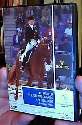 FEI World Equestrian Aachen 2006 Dressage Team [DVD] -