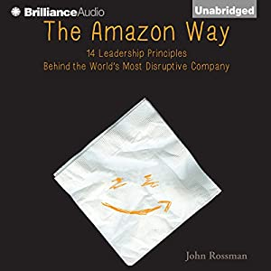 The Amazon Way Audiobook