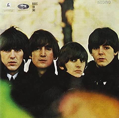 Beatles for Sale (1990) (Beatles Black Album Record)