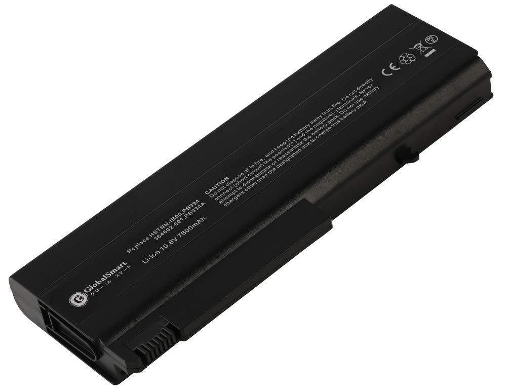 【超大容量】 HP エイチピー 395790-001 対応用 ラック 【日本セル9セル】 GlobalSmart高性能 互換ッテリー   B07MW2RDX6