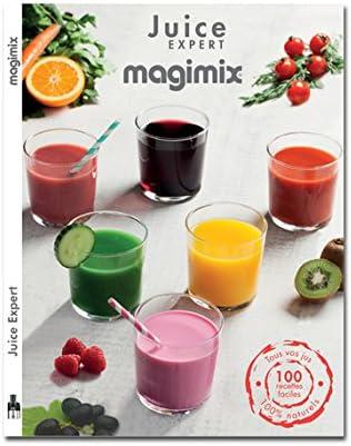 Black, 400/W, 183/mm, 214/mm, 415/mm, 7.5/kg Magimix Juice Expert 3/400/W Black/ /Juice Makers