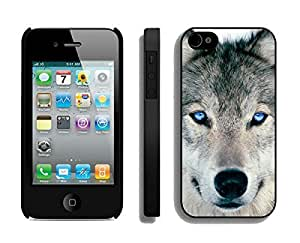 Hotcool Case For Samsung Note 4 Cover Durable Soft Silicone PC Coolest Animal Wolf Black Mobile Phone Cover Accessories for Samsung Note 4