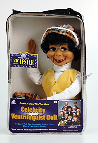Dummy Doll Halloween Costumes (Vent Figure Lester)