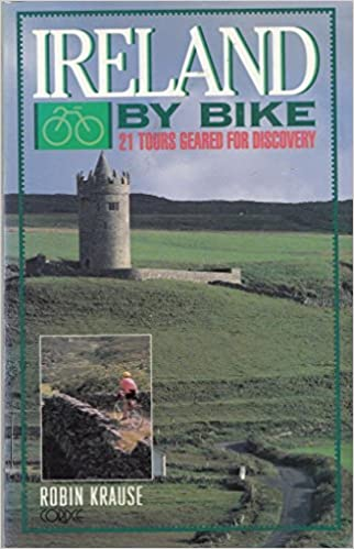 Book Ireland by Bike: 21 Tours Geared for Discovery
