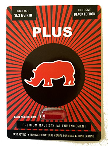Black Plus Strong Enhancement Sexual product image