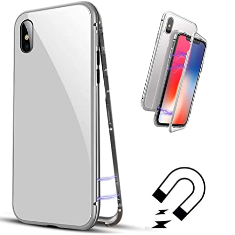 coque magnetique iphone xs de luxe