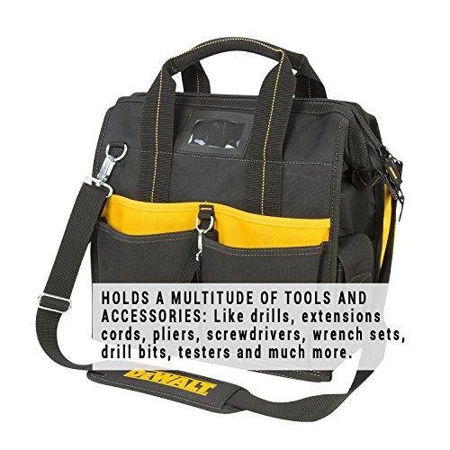 DEWALT DGL573 Lighted Technician's Tool Bag by DEWALT (Image #3)