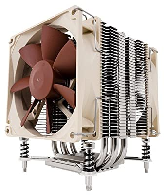 Noctua i4 CPU Cooler for Intel Xeon CPU_ LGA2011, 1356 and 1366 Platforms NH-U9DXi4 from Noctua
