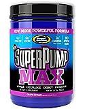 Gaspari Nutrition Super Pump Max Grape Cooler 40 Serving (1.41 lbs/640g)
