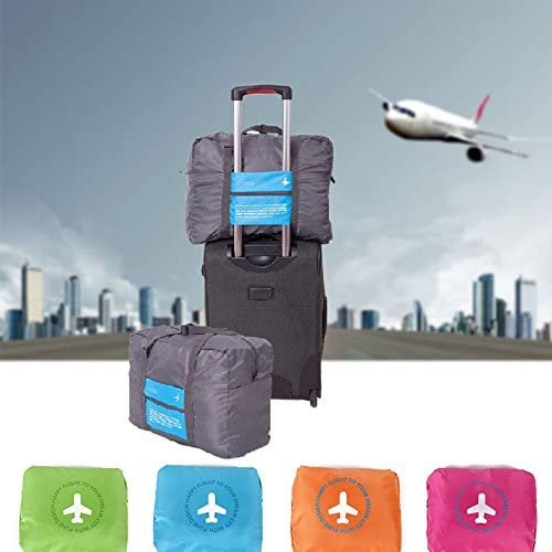 Travel Storage Bag Folding Luggage Clothing Pack Tidy Organizer Pouch Suitcase Handbag 1PCs Move Change Location Dish Collapsable Jaunt Purse Cup Collapsible Trip Suitcase