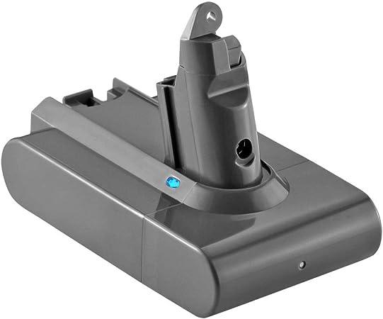 Sankett 3000mAh Dyson V6 21.6v Batería de Repuesto de ión de Litio ...