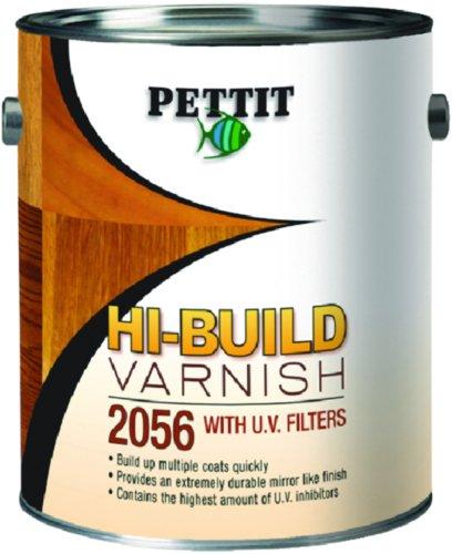 (Pettit Paint Co Easypoxy Hi-Build Varnish 2056G )