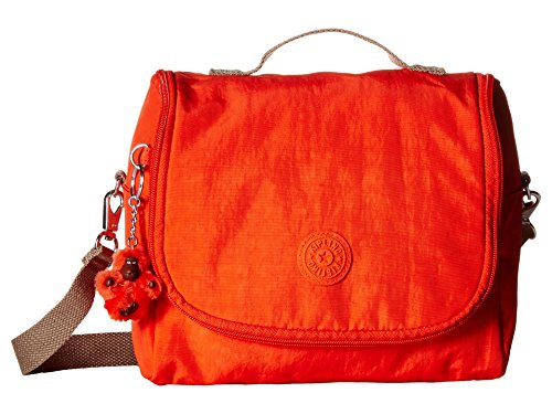 Kipling Kichirou Packing Organizers, Imperial Orange Chestnut Combo, One Size