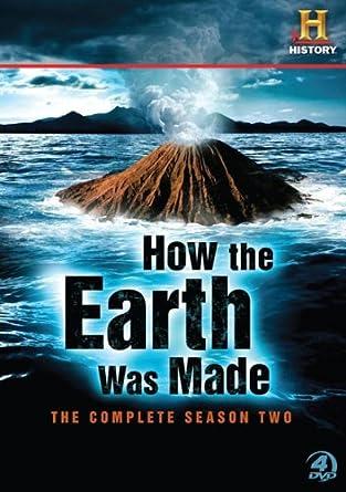 Amazon.com: How the Earth Was Made: Complete Season 2: Corey ...