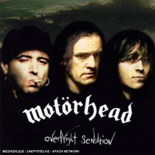 Motörhead: Overnight Sensation (Audio CD)