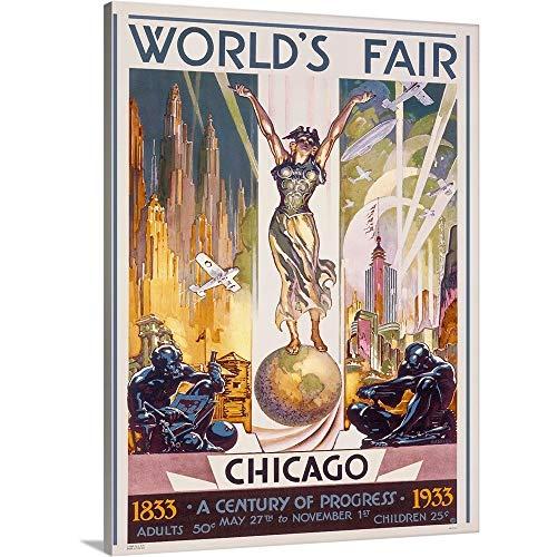 Chicago Worlds Fair, 1933