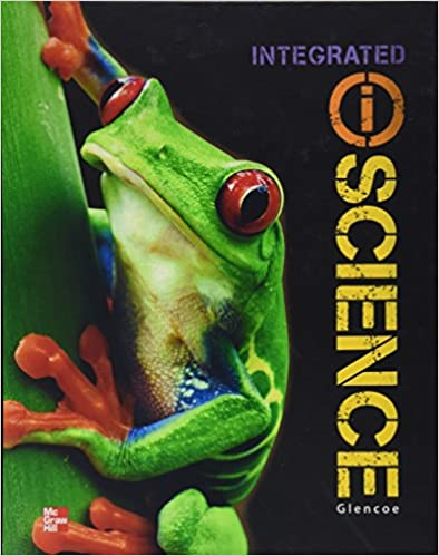 Glencoe integrated iscience course 1 grade 6 student edition glencoe integrated iscience course 1 grade 6 student edition integrated science 1st edition by mcgraw hill fandeluxe Images