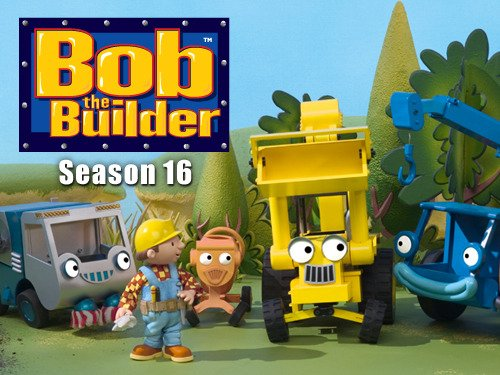 bob the builder season 16 watch online now with amazon