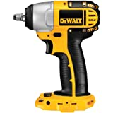 DEWALT DC823B Bare-Tool 3/8-Inch 18-Volt Cordless Impact Wrench, Tool Only, No Battery