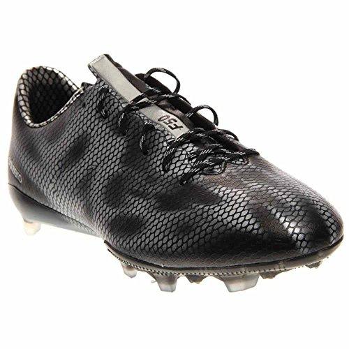 adidas F50 Adizero FG Soccer Cleat (Black) SZ. 8