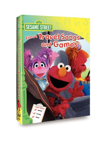 (Sesame Street: Elmo's Travel Songs and Games)