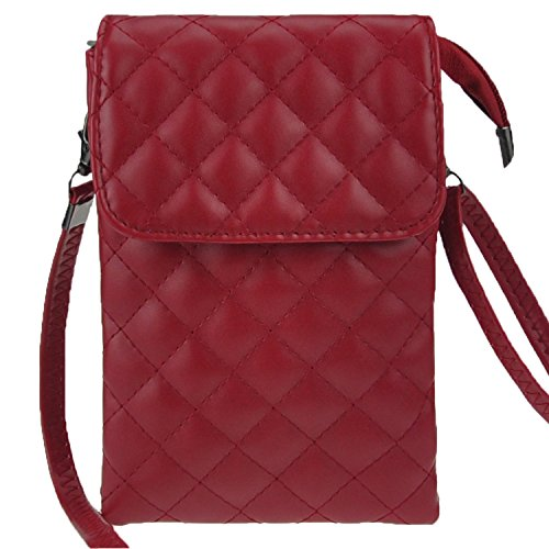 Quilted Shoulder Pouch - 2
