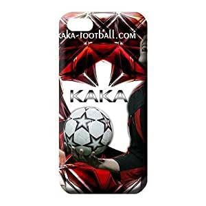 iphone 5c Protection Shockproof New Snap-on case cover mobile phone carrying covers AC Milan FC soccer club logo