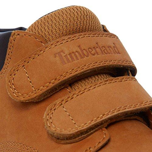 TIMBERLAND KINDERSCHUHE A18NM KILLINGTON CHUKKA YELLOW BOOTS EU 34 Doppelklett