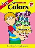 Colors, Grades PK - 1 (Home Workbooks)