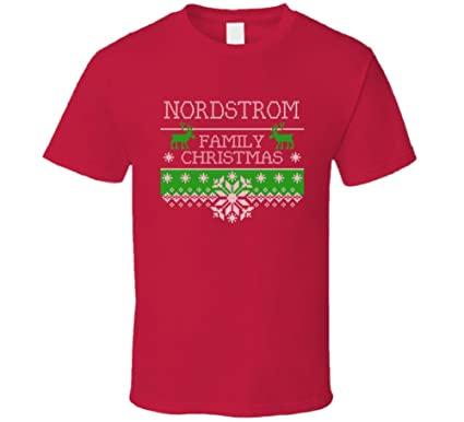 nordstrom family ugly christmas sweater holiday noel t shirt s red - Nordstrom Christmas Sweaters