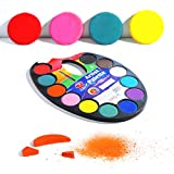 TBC The Best Crafts 12 Colors Watercolor