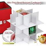 StorageMaid Holiday Storage Set - Large Ornament