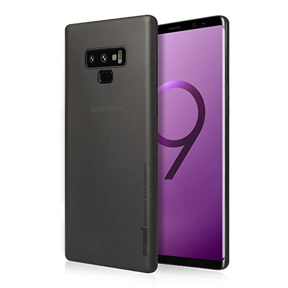 timeless design 58d33 9a8fa memumi Case Compatible with Samsung Galaxy Note 9, 0.3 mm Ultra Thin for  Galaxy Note 9 Matte Finish [Fingerprint Resistant] Cover Note9 Slim Phone  ...