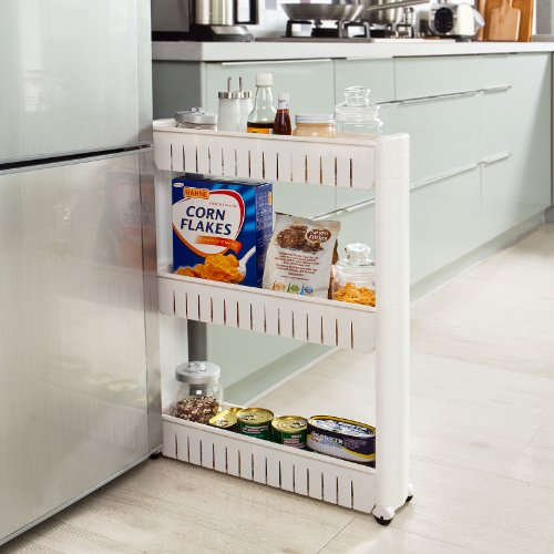 Haotian Kitchen Storage Cupboard Casters Basic Facts