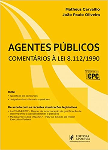 LEI 8 112 DE 1990 EBOOK